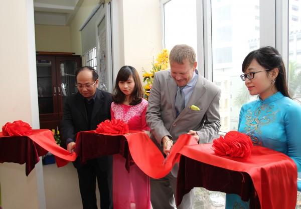 Khai trương văn phòng dự án hợp tác Việt Nam-Thụy Điển