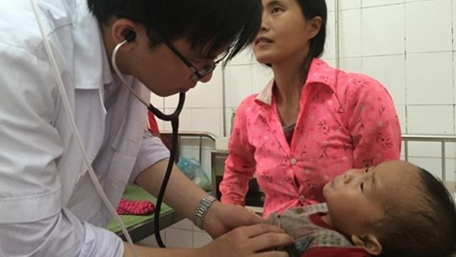Bệnh viện đa khoa Bảo Lâm-Cao Bằng: không ghi nhận trẻ mắc mới bệnh viêm não cấp