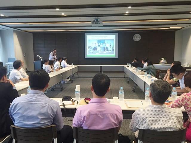 Tăng cường hợp tác đào tạo nguồn nhân lực với các bệnh viện Nhật Bản