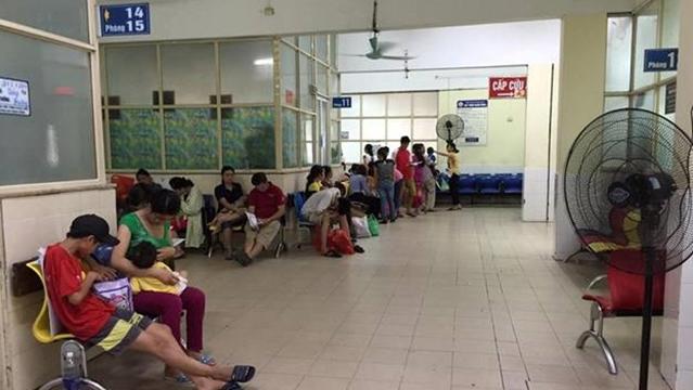 Bệnh viện Nhi Trung ương khám sớm phục vụ bệnh nhi mùa nắng nóng