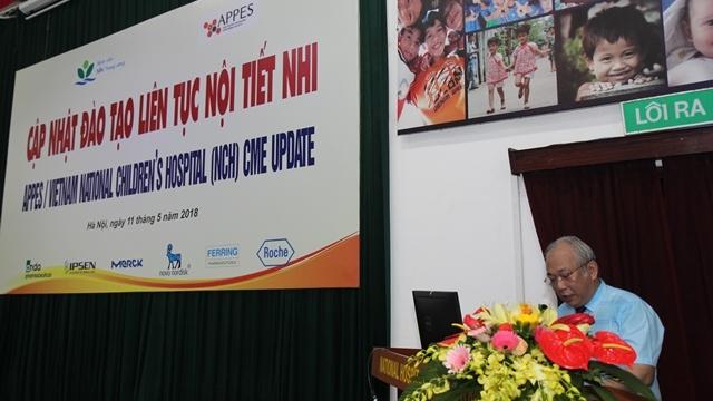 Chuyên ngành nội tiết nhi khoa ở Việt Nam chỉ mới được quan tâm tại các thành phố lớn