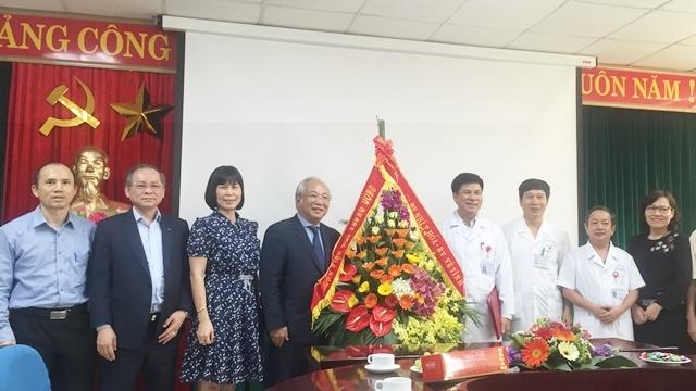 Bệnh viện Nhi Thanh Hóa trở thành bệnh viện vệ tinh của Bệnh viện Nhi Trung ương