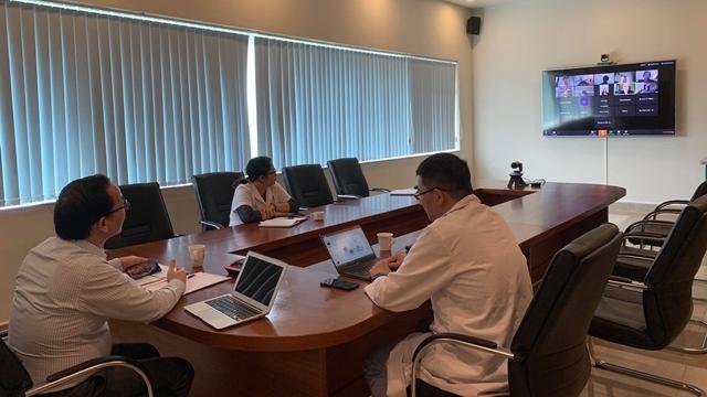"""Bệnh viện Nhi Trung ương tiếp nhận 305.250 USD trong dự án """" Hỗ trợ ứng phó dịch COVID-19 tại Việt Nam"""" do Tổ chức Hợp tác phát triển Y tế Việt Nam (HAIVN) tài trợ"""
