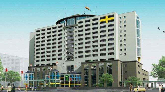 Bệnh viện Nhi Trung ương  – Phân luồng khám chữa bệnh