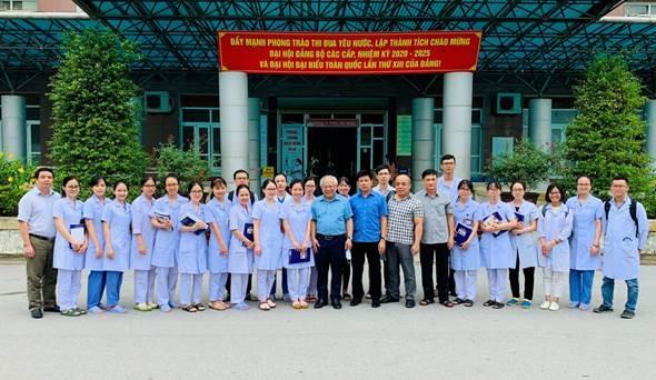 Khai mạc lớp đào tạo bác sĩ nhi khoa cơ bản tại Thanh Hóa