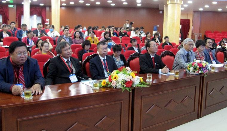 200 bác sĩ tham dự Hội nghị Miễn dịch – Dị ứng Nhi khoa toàn quốc