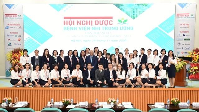 Hội nghị Dược Bệnh viện Nhi Trung ương lần thứ nhất