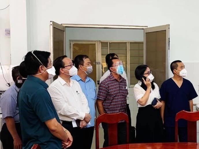 Khánh thành Trung tâm hồi sức COVID-19 Bệnh viện Nhi Trung ương tại Vĩnh Long