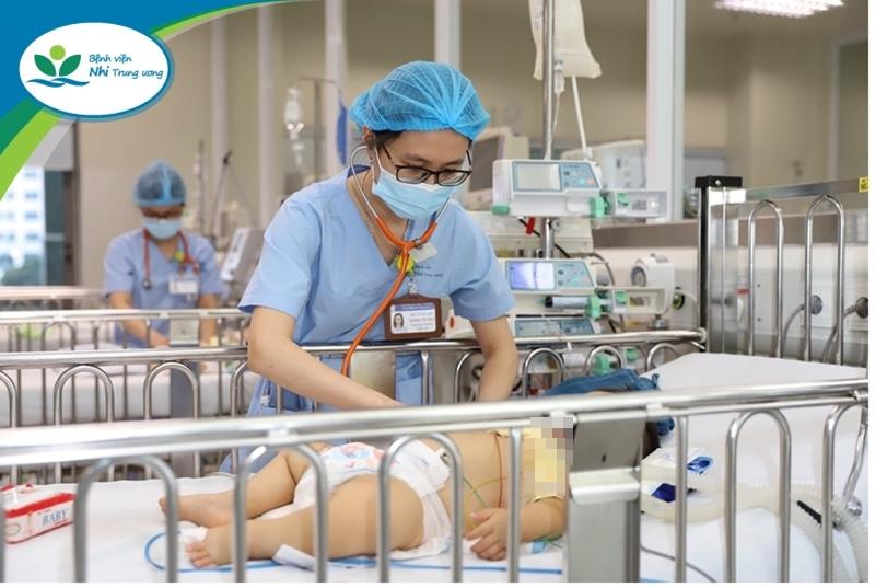 Nhiều trẻ nhiễm khuẩn huyết do nhiễm khuẩn tụ cầu