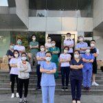 """Những ngày tháng chống dịch không bao giờ quên của các """"chiến sĩ áo trắng"""" Bệnh viện Nhi Trung ương"""